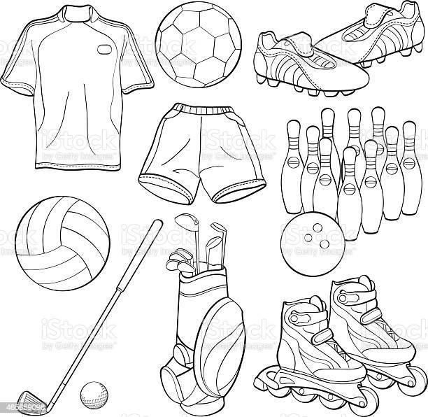 Sports equipment vector id465659098?b=1&k=6&m=465659098&s=612x612&h=t7gyvvs5n0lcdnu mkmsjqdlxqjsgifntd6z0xty5oc=