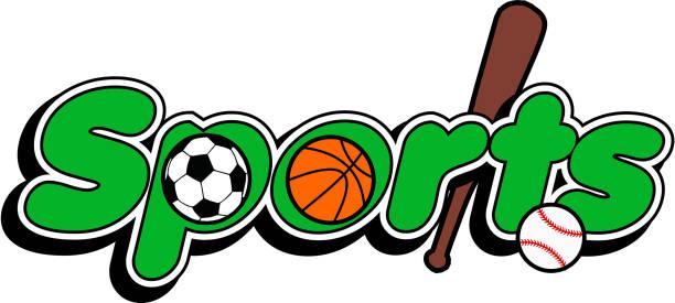 Sports Logo vector art illustration