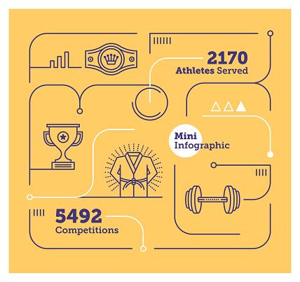Sports Mini Infographic