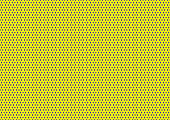 Yellow mesh sport wear fabric textile pattern seamless background vector illustration