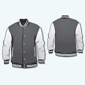 free download of varsity jacket vector graphics and illustrations