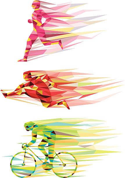 スポーツ - 陸上競技点のイラスト素材/クリップアート素材/マンガ素材/アイコン素材