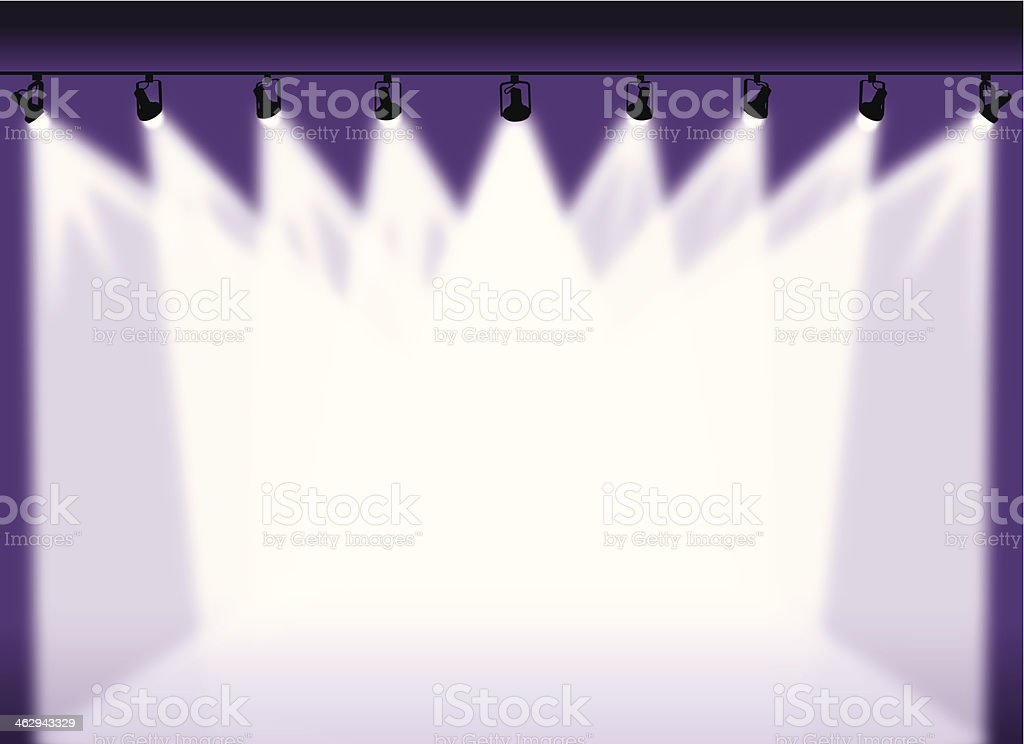 Spot Light Background illustration. Check out my \'Vector Frames,...