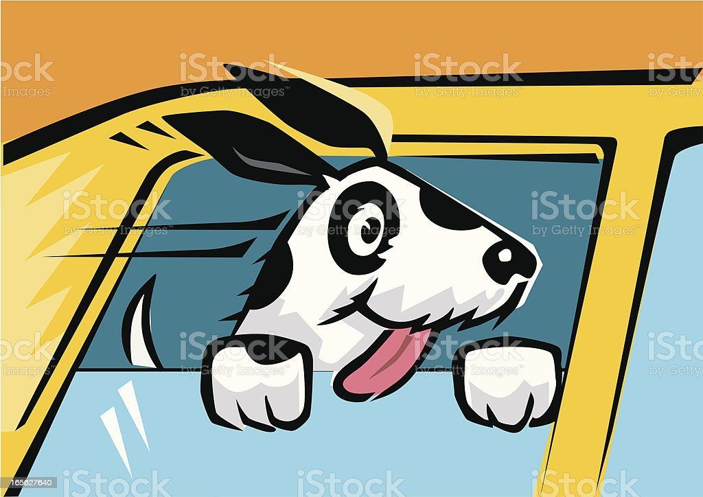 Spot the Dog royalty-free spot the dog stock vector art & more images of animal