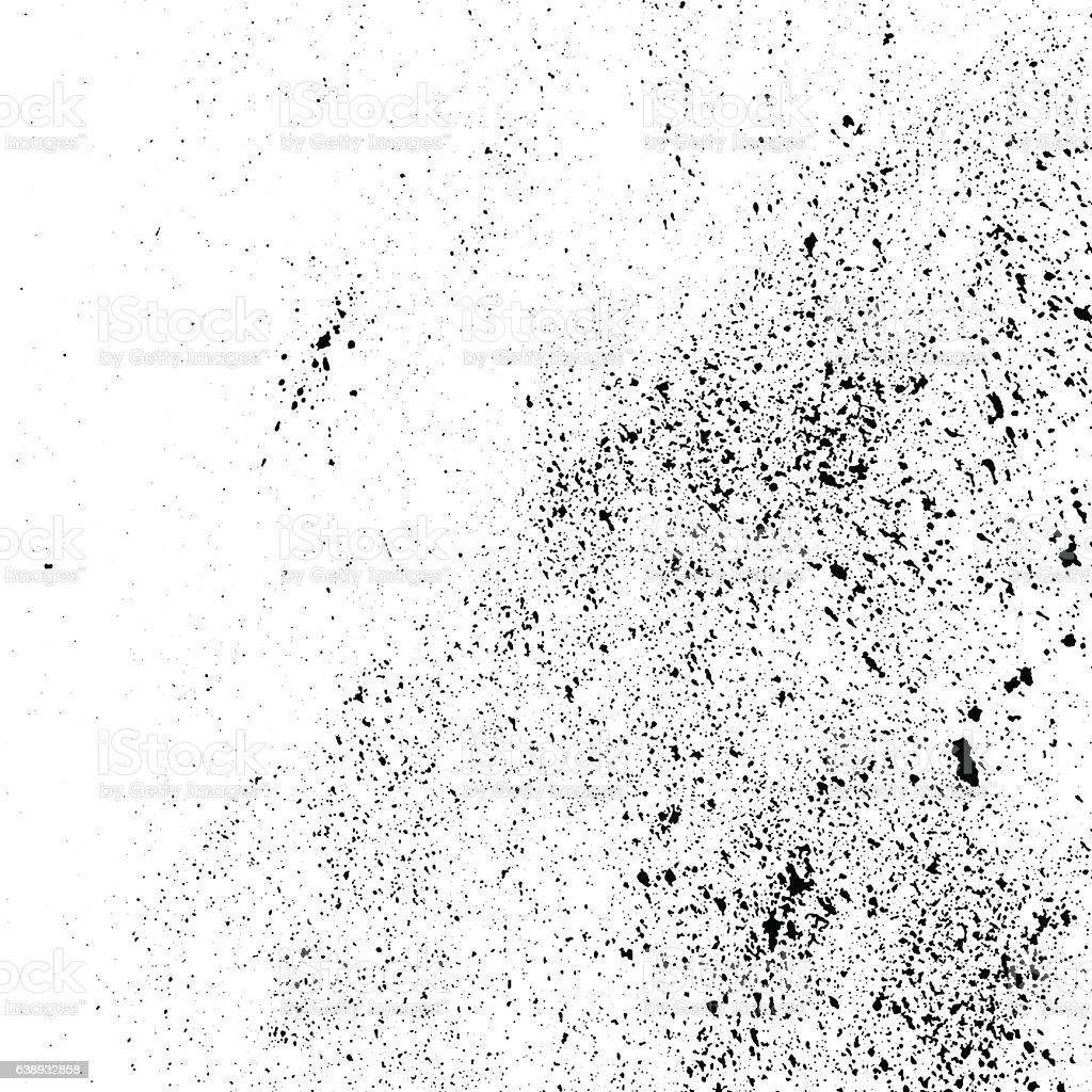 spray background texture – Vektorgrafik