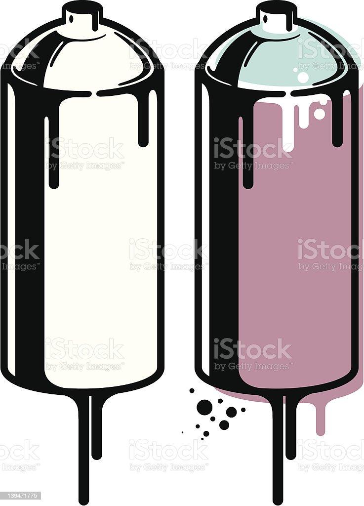 Bombe De Peinture  Cliparts Vectoriels Et Plus DImages De Art
