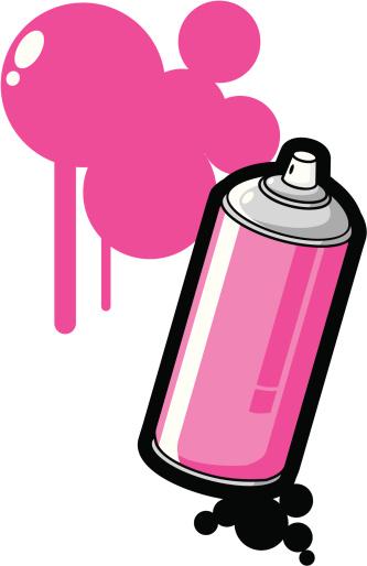 Spray Paint Y'all!