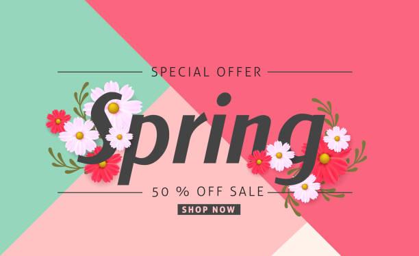 Frühling-01 – Vektorgrafik