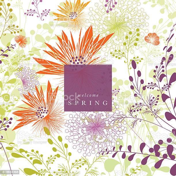 Spring background floral pattern banner text vector id518834368?b=1&k=6&m=518834368&s=612x612&h=rjg zt8hcx9awspr tjanyk  lrnttl0oipdysdigpk=