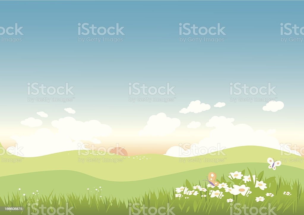 Spring Background royalty-free spring background stock vector art & more images of backgrounds
