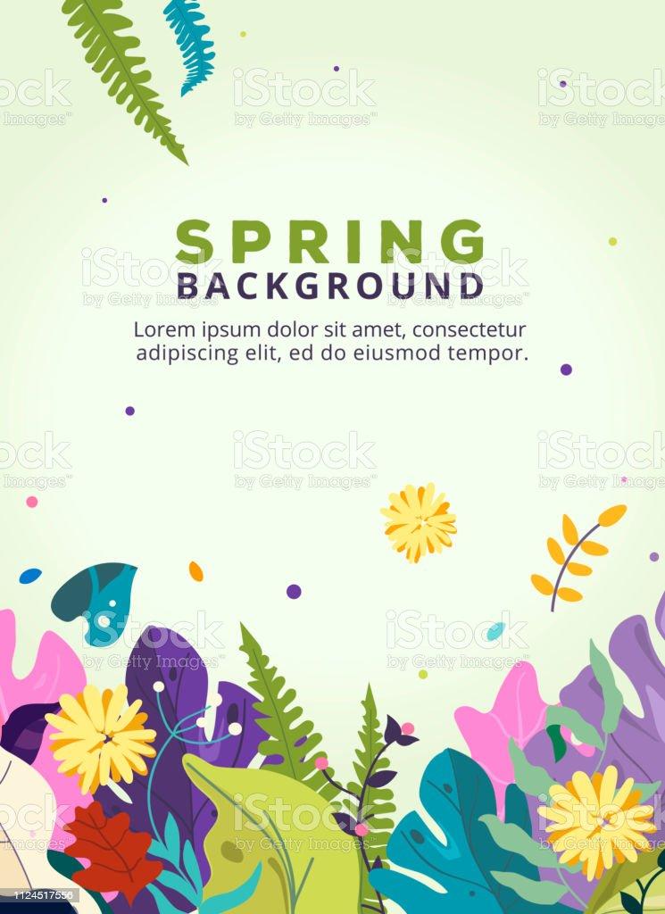 Spring Picnic Clip Art