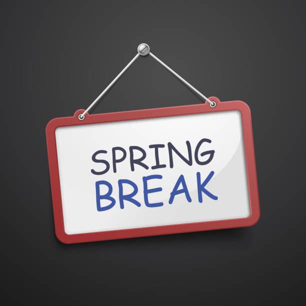 Spring Break Illustrations, Royalty-Free Vector Graphics ...
