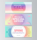 Flyer - Leaflet, Multi-Colored Background, Template, Abstract.