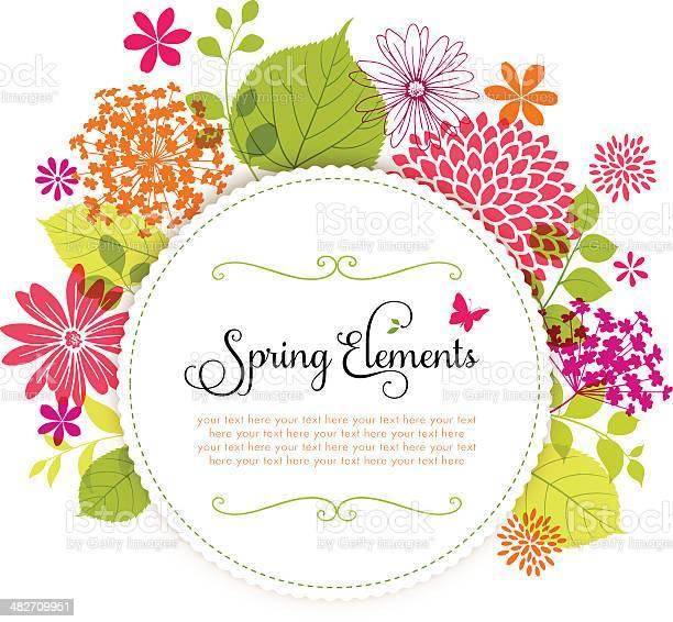 Spring design with copyspace vector id482709951?b=1&k=6&m=482709951&s=612x612&h=bevzractovjnf4pgwoe7dauzxq8svil yeztq9 nyja=