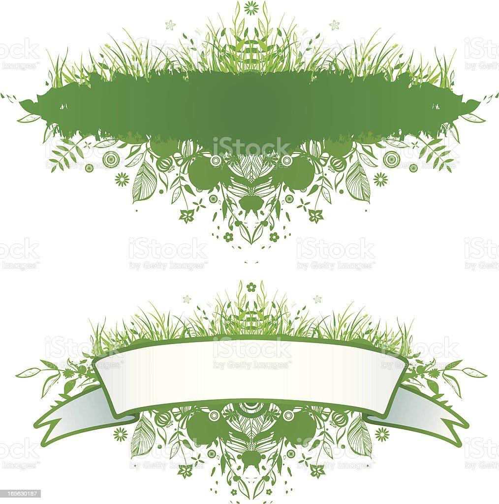 Spring designs royalty-free stock vector art