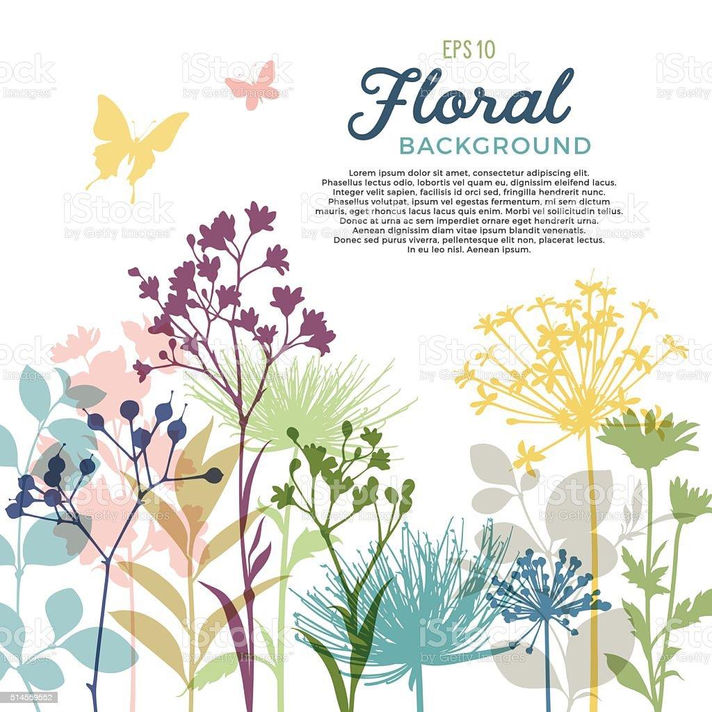 royalty free wildflower clip art vector images illustrations istock rh istockphoto com wildflower bouquet clipart wildflower bouquet clipart