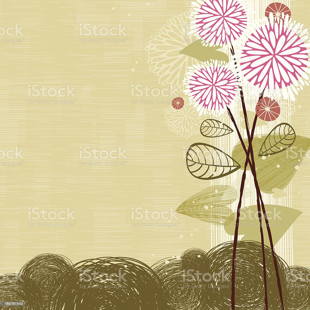 Spring floral background royalty-free spring floral background stock vector art & more images of backgrounds