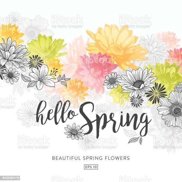 Spring floral background vector id643399478?b=1&k=6&m=643399478&s=612x612&h=pixpaozy55a0p ix vuyrgzpehpi6zz3 t6gtrwldvs=