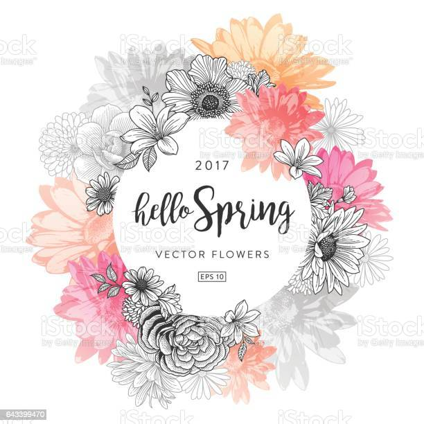 Spring floral frame vector id643399470?b=1&k=6&m=643399470&s=612x612&h=u7vp8ihr b4q22tq4vhh mp8dbijnlrze y3a73aiqm=
