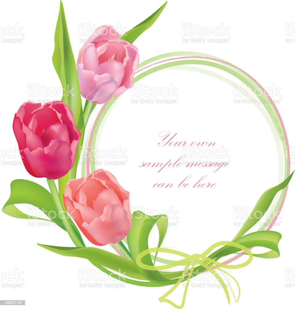 Spring flower border stok vektr sanat aa ieinin daha fazla spring flower border royalty free spring flower border stok vektr sanat amp aa mightylinksfo
