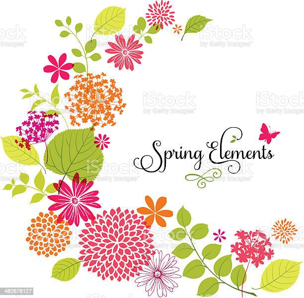 Spring flower design with copyspace on white vector id482678127?b=1&k=6&m=482678127&s=612x612&h=wt1o wgrkueg5dp6yixf gsbzy zyjdhulesgzhh36a=