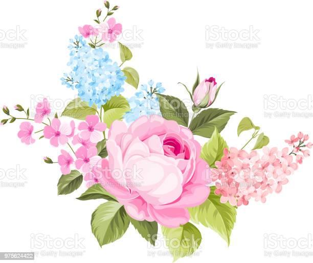 Spring flowers bouquet vector id975624422?b=1&k=6&m=975624422&s=612x612&h=ovilzwy4 od0yyoi lic1benkvm7snizlxajspnyghs=