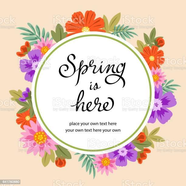 Spring flowers frame vector id641260680?b=1&k=6&m=641260680&s=612x612&h=q5mknaj2 p6ex0tevachyu3uboc7g4zdw5mqm6okt40=