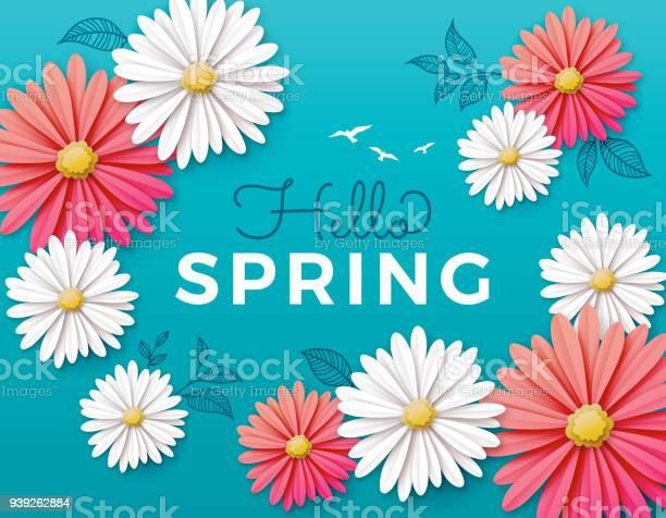 Spring flowers vector id939262884?b=1&k=6&m=939262884&s=612x612&h=w4sgvq5xawyl3l0l yg0qnaohnmu eckz6nzowum85a=