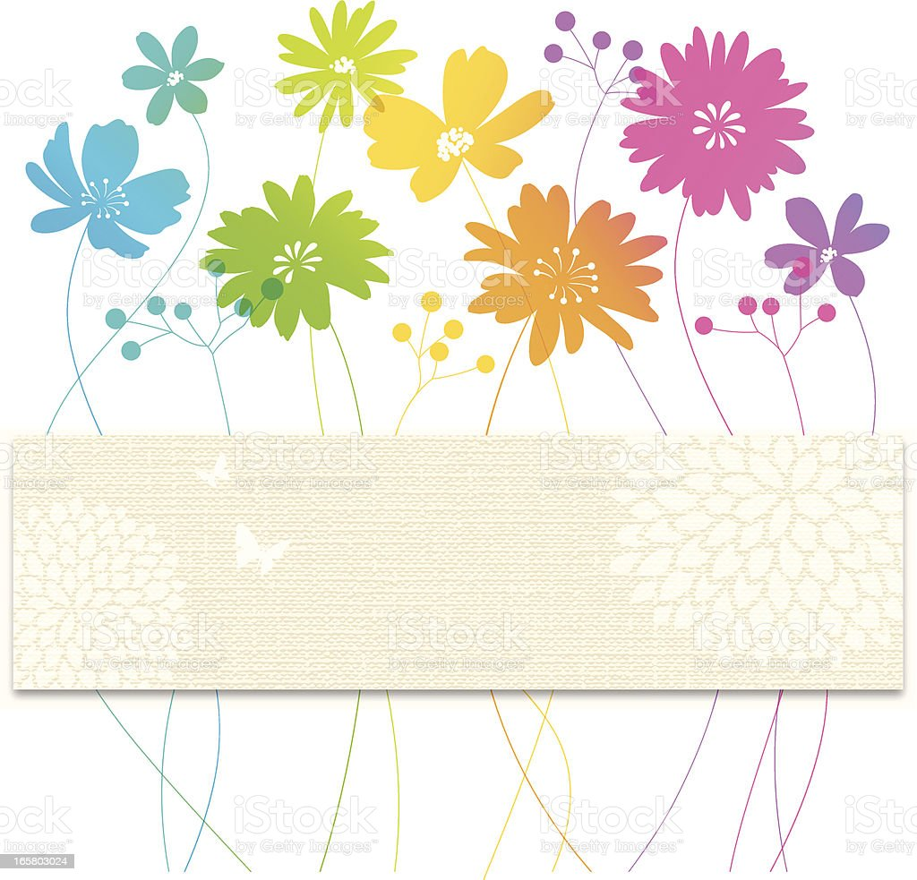 Spring flowers with border stok vektr sanat baharnin daha fazla spring flowers with border royalty free spring flowers with border stok vektr sanat amp mightylinksfo