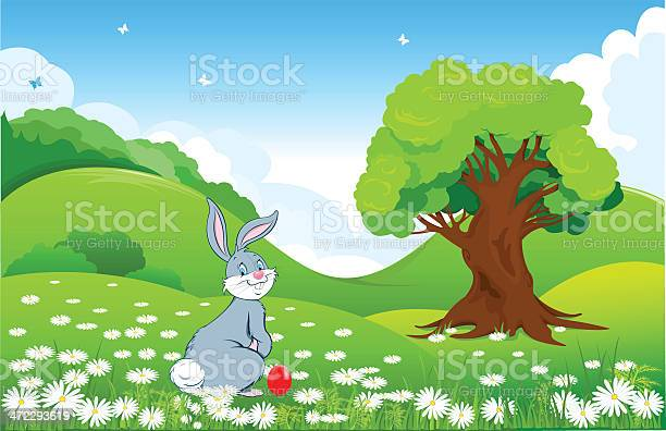 Spring landscape vector id472293619?b=1&k=6&m=472293619&s=612x612&h=ejet5zhu0oydwi9 94miwhxkucunotwgfsnp99rlndk=