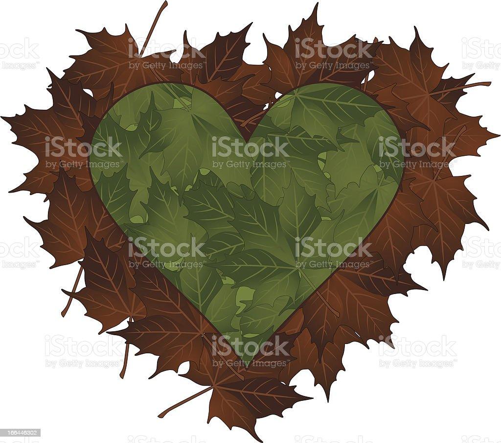 Spring Love royalty-free stock vector art
