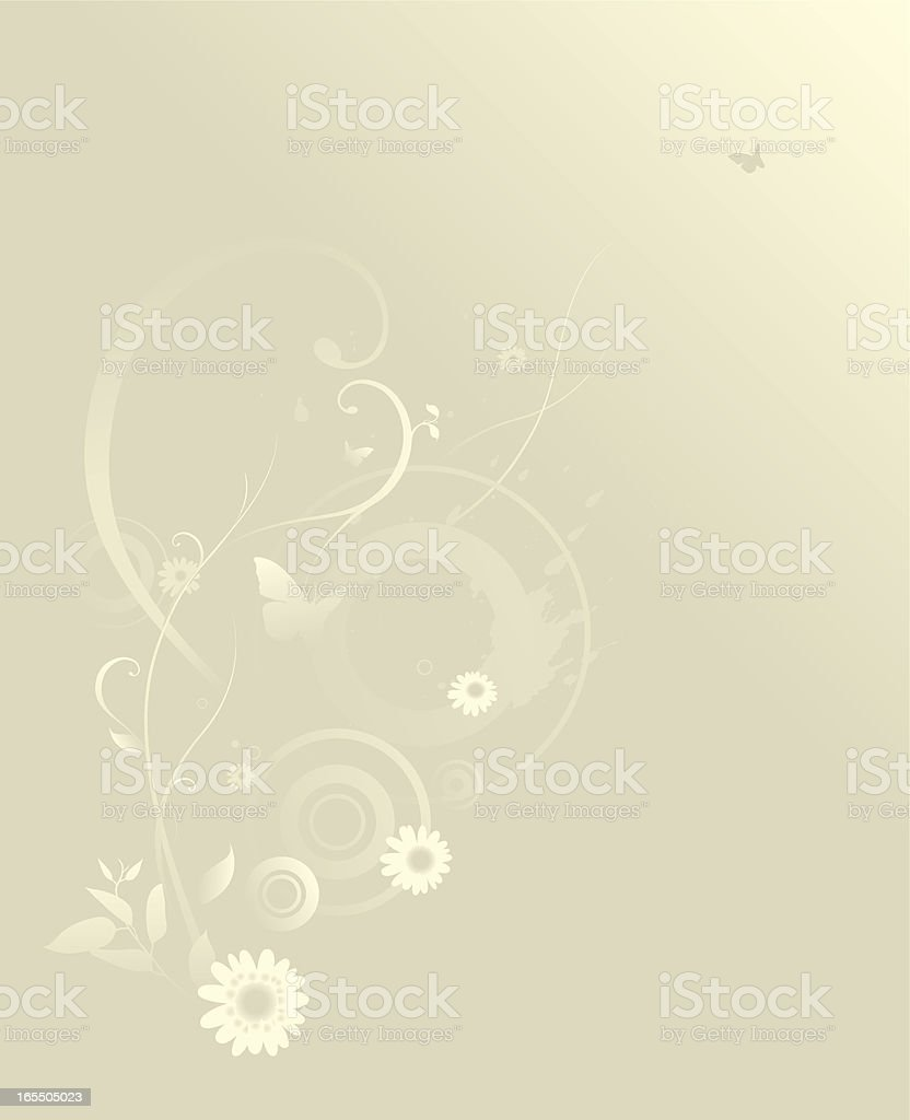Spring mood royalty-free stock vector art