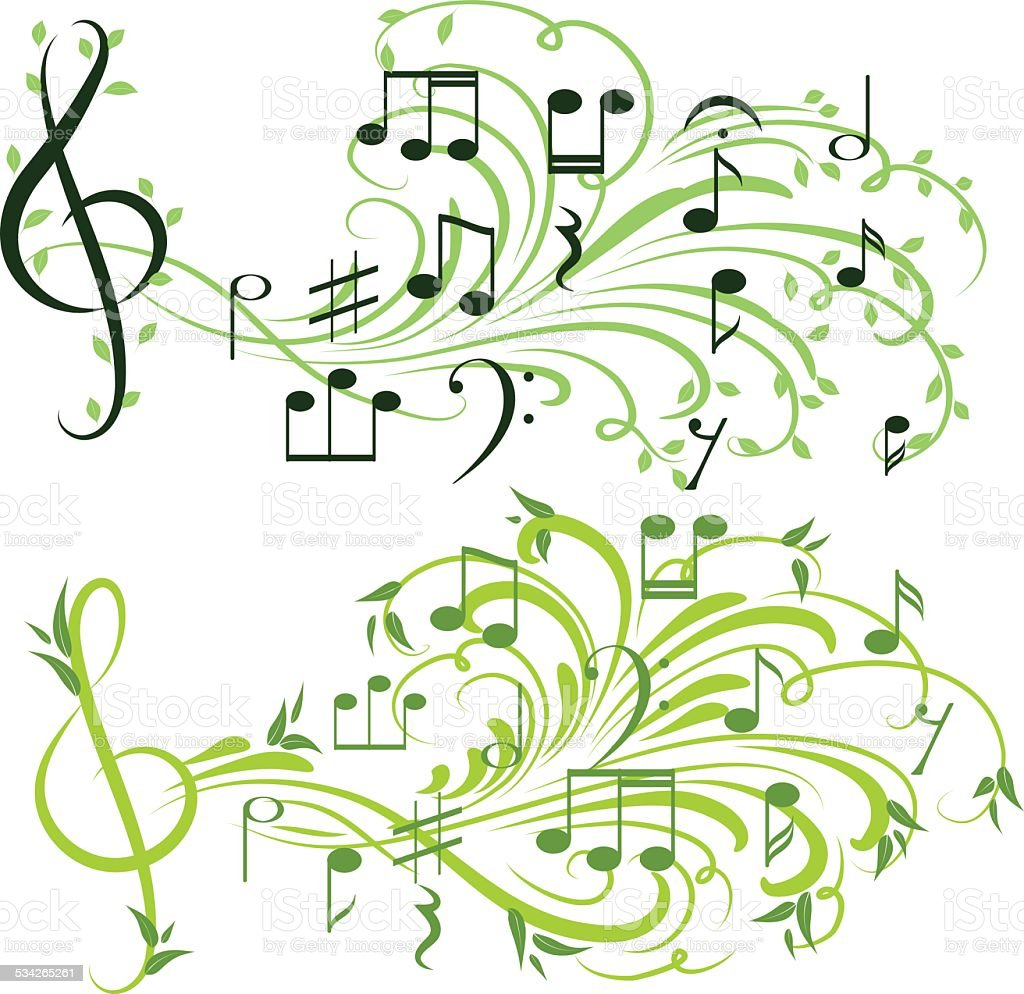 Spring Musical 2018: Spring Music Stock Vector Art & More Images Of 2015