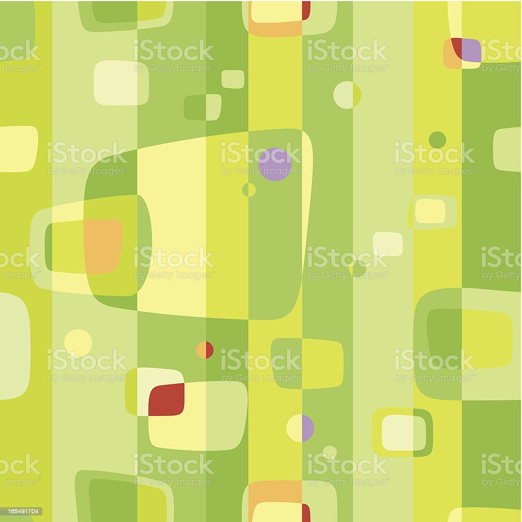 Spring naive. royalty-free stock vector art