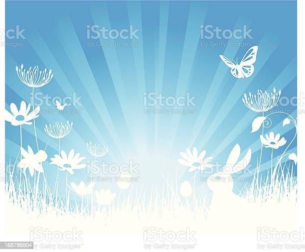 Spring summer scene on blue sky vector id165786504?b=1&k=6&m=165786504&s=612x612&h=nilzbb1f 4hbmbe lommzpgyu1is4ebtoi1wzzd4way=