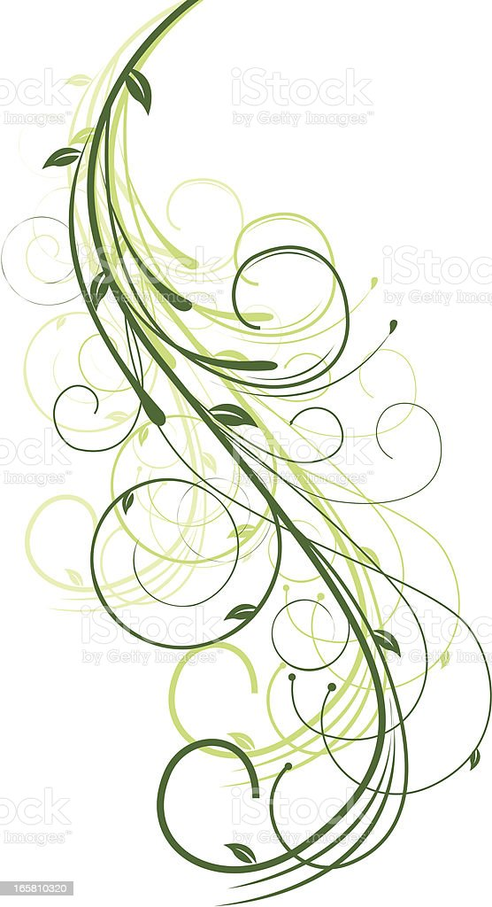 spring Swirls royalty-free spring swirls stock vector art & more images of abstract