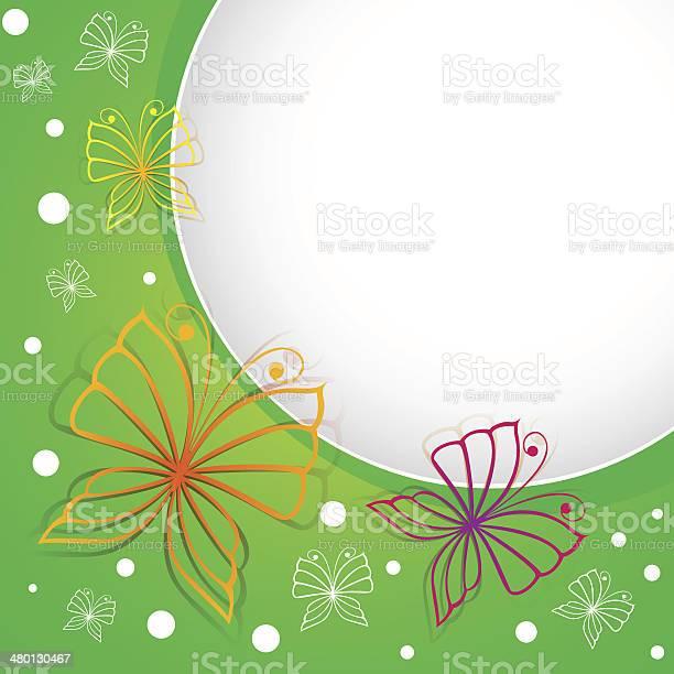 Spring template with butterflies vector id480130467?b=1&k=6&m=480130467&s=612x612&h=auws wcla naa 8zi6leceidzcbk u1oqbog qsonzs=