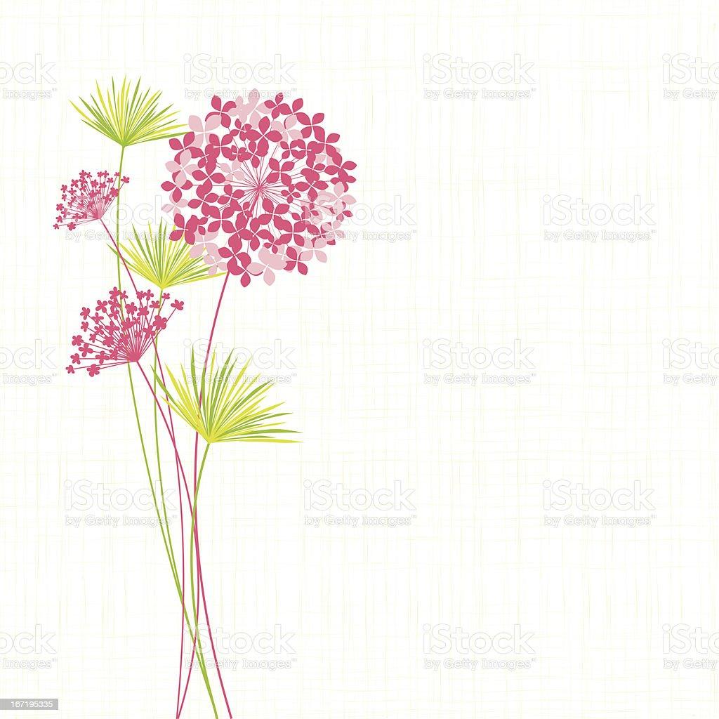 springtime hydrangea flower background stock vector art more rh istockphoto com