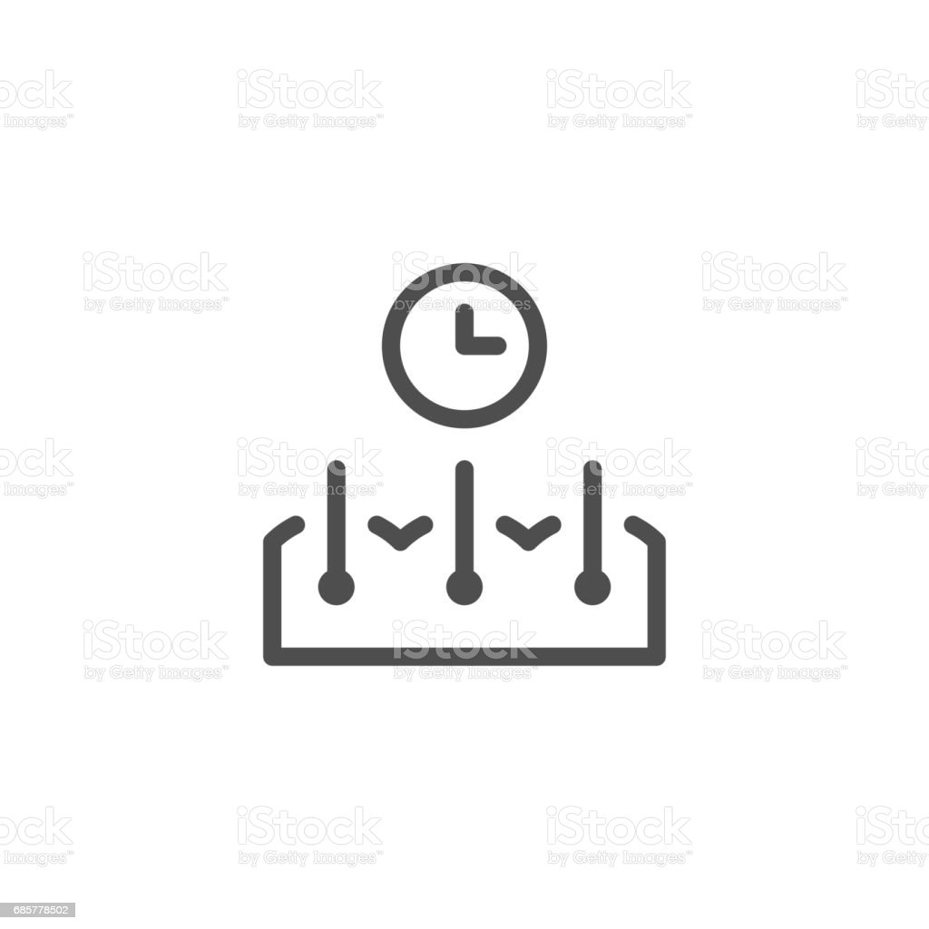 Sprouts line icon royalty-free sprouts line icon stock vector art & more images of agriculture