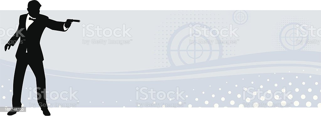 Spy Banner royalty-free spy banner stock vector art & more images of adult