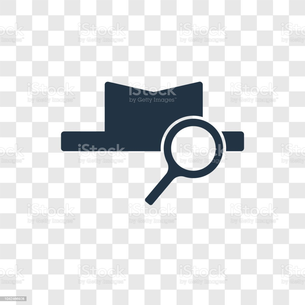 spy vector icon isolated on transparent background spy transparency logo design stock illustration download image now istock https www istockphoto com ae vector spy vector icon isolated on transparent background spy transparency logo design gm1042466928 279088833