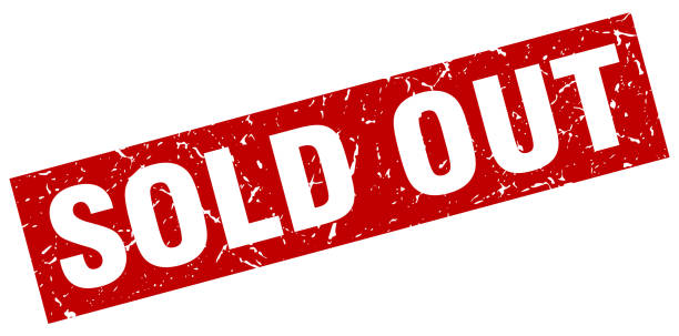 Royalty Free Sold Out Clip Art, Vector Images ...