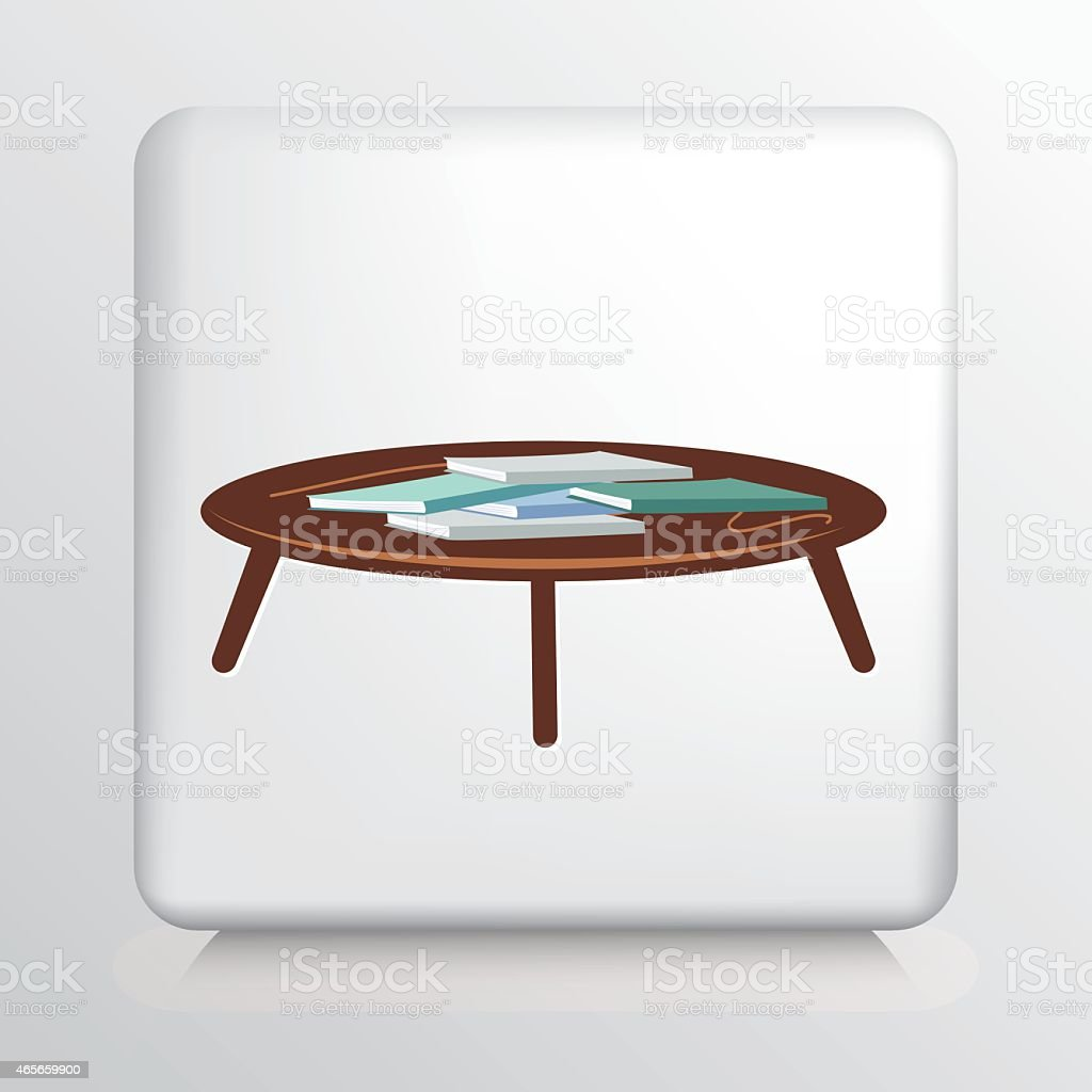 Coffee Table Art Books: Royalty Free Coffee Table Clip Art, Vector Images