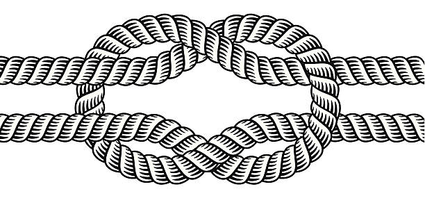 Top 60 Rope Knot Clip Art, Vector Graphics and Illustrations - iStock