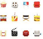 Square Movie Icons