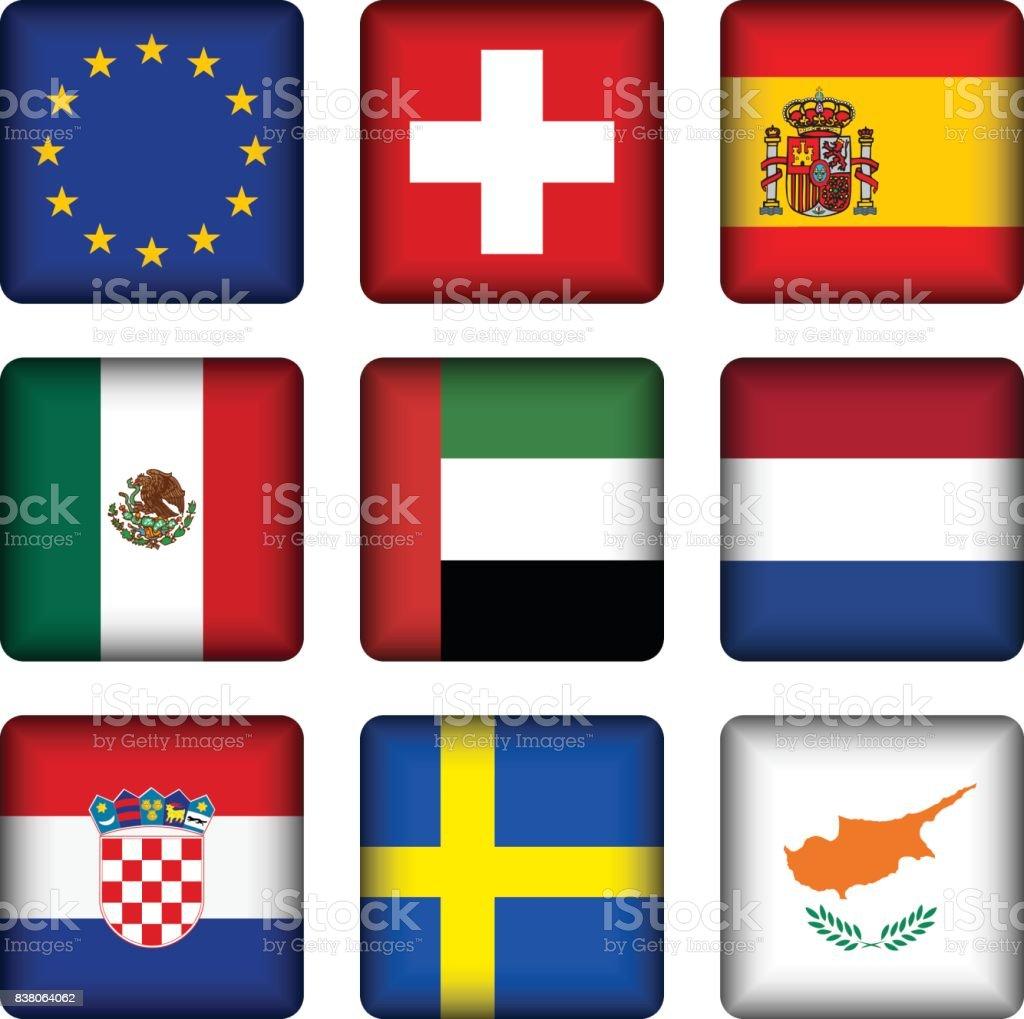国旗 正方形 哪个国家的国旗是正方形的_百度知道