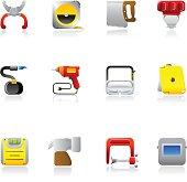 Square Tool Icons