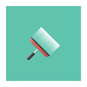 Squeegee Icon