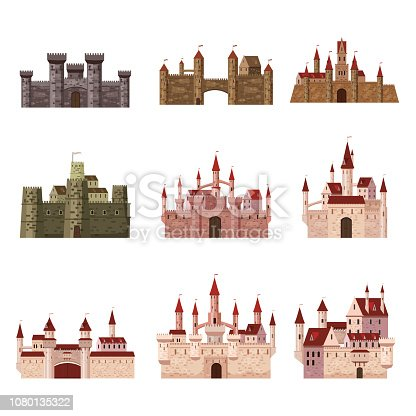 Srt Castles, fortresses architecture middle ages Europe