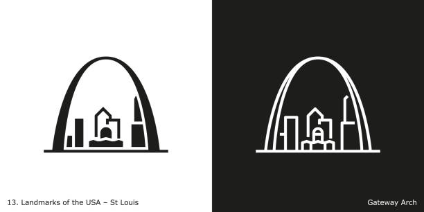 Royalty Free Gateway Arch Clip Art, Vector Images ...